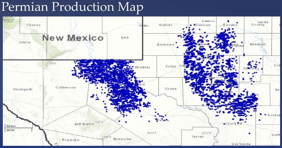 Permian-Production-Map