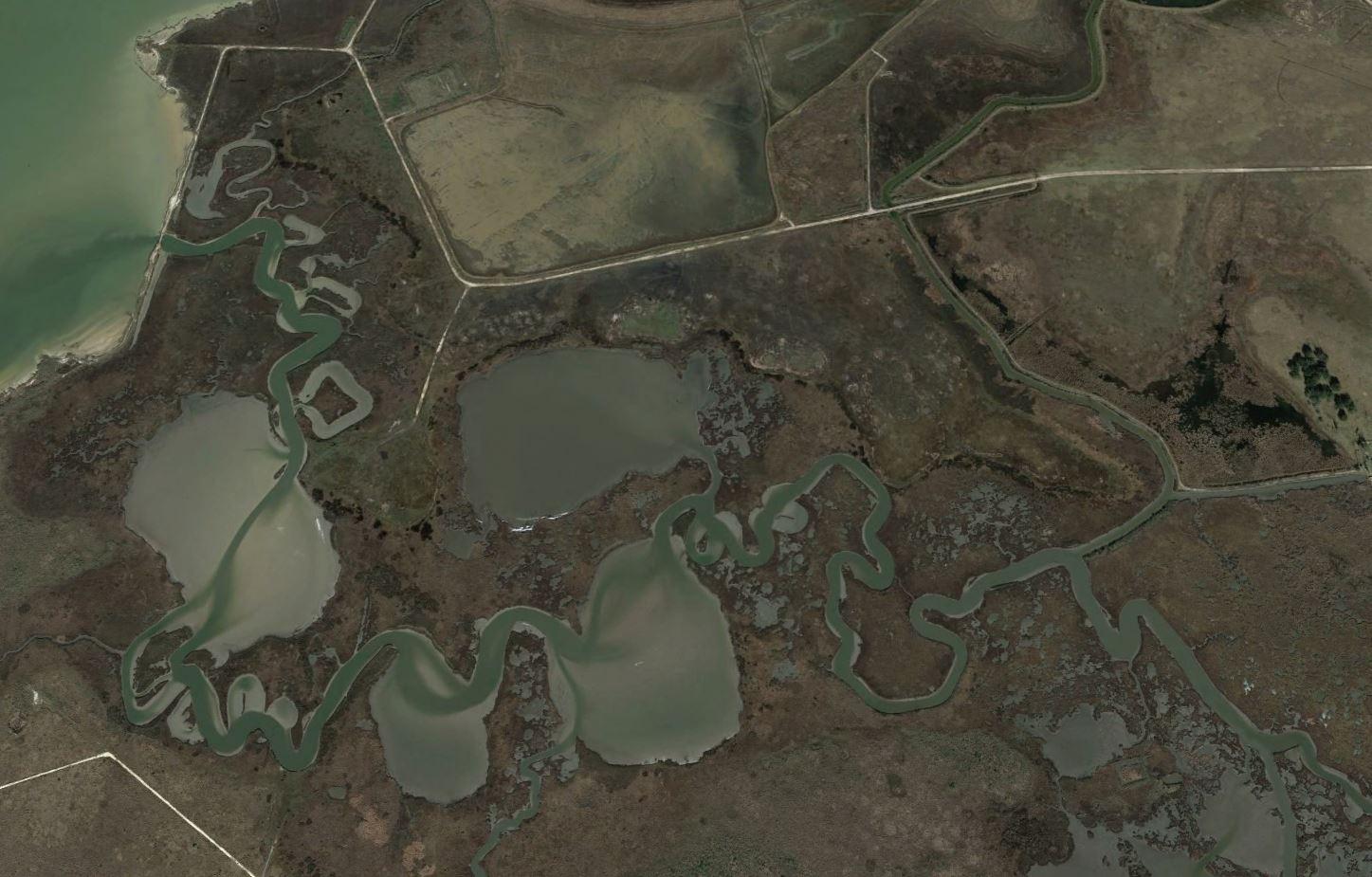 lone-oak-bayou-google-earth